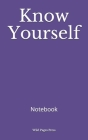 Know Yourself: Notebook Cover Image