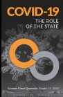 Connor Court Quarterly No. 13: The Role of the State Cover Image