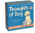 Thoughts of Dog 2022 Day-to-Day Calendar Cover Image