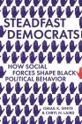 Steadfast Democrats: How Social Forces Shape Black Political Behavior (Princeton Studies in Political Behavior #12) Cover Image