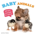 Baby Animals: My First Word Book for Children Cover Image