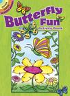Butterfly Fun Activity Book (Dover Little Activity Books) Cover Image
