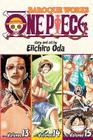 One Piece (Omnibus Edition), Vol. 5: Includes vols. 13, 14 & 15 Cover Image