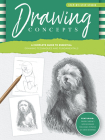 Step-by-Step Studio: Drawing Concepts: A complete guide to essential drawing techniques and fundamentals Cover Image