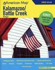 Kalamazoo Battle Creek Mi Atlas Cover Image