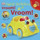 Noisy Peekaboo Vroom! Vroom! Cover Image