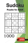 Sudoku: 1000 puzzles VERY EASY TO INSANE for Beginners and Advanced Cover Image