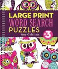 Large Print Word Search Puzzles 3, 3 Cover Image