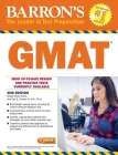 GMAT with Online Test (Barron's Test Prep) Cover Image