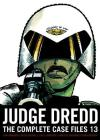 Judge Dredd: The Complete Case Files 13 Cover Image