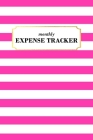 Monthly Expense Tracker: 22 Entries Per Page to Log Your Expenses Made with the Category of Your Choice + Page to Track Monthly Expenses for th Cover Image