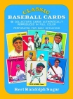 Classic Baseball Cards Cover Image