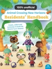 Animal Crossing New Horizons Residents' Handbook Cover Image