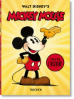 Walt Disney's Mickey Mouse. Toute l'Histoire. 40th Anniversary Edition Cover Image