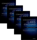 The Oxford Edition of Blackstone's: Commentaries on the Laws of England: Book I, II, III, and IV Pack Cover Image
