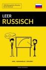 Leer Russisch - Snel / Gemakkelijk / Efficiënt: 2000 Belangrijkste Woorden Cover Image