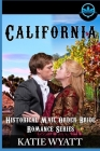 California Historical Mail Order Bride Romance Series Cover Image