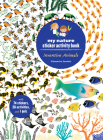 Inventive Animals: My Nature Sticker Activity Book Cover Image
