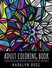 Adult Coloring Book: Stress Relieving Designs for Relaxation Volume 2 Cover Image