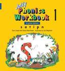 Jolly Phonics Workbook 1 Cover Image