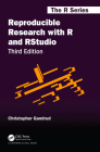 Reproducible Research with R and Rstudio (Chapman & Hall/CRC the R) Cover Image