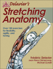 Delavier's Stretching Anatomy Cover Image