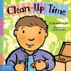 Clean-Up Time (Toddler Tools®) Cover Image
