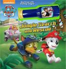 Nickelodeon PAW Patrol: Jungle Search and Rescue: Storybook with Spyscope Viewer Cover Image