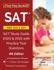 SAT Prep 2020 and 2021: SAT Study Guide 2020 and 2021 with Practice Test Questions [4th Edition] Cover Image