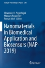 Nanomaterials in Biomedical Application and Biosensors (Nap-2019) (Springer Proceedings in Physics #244) Cover Image