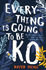 Everything Is Going to Be K.O.: An Illustrated Memoir of Living With Specific Learning Difficulties Cover Image