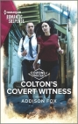 Colton's Covert Witness Cover Image