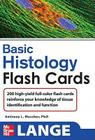 Lange Junquiras High Yield Histology Flash Cards Cover Image