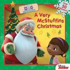 Doc McStuffins A Very McStuffins Christmas Cover Image