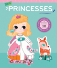 Princesses (Make It Now!): Press Out and Play Cover Image