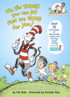 Oh, The Things You Can Do That Are Good for You: All About Staying Healthy (Cat in the Hat's Learning Library) Cover Image