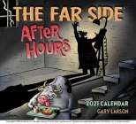 The Far Side® After Hours 2021 Wall Calendar Cover Image