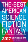 Best American Science Fiction and Fantasy 2017 Cover Image