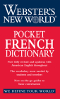 Webster's New World Pocket French Dictionary Cover Image