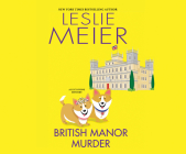 British Manor Murder (Lucy Stone Mysteries #23) Cover Image