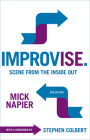 Improvise. 2nd Edition: Scene from the Inside Out Cover Image