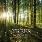 Trees Calendar 2021: 16 Month Calendar Cover Image