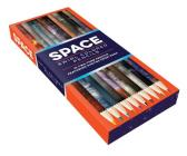 Space Swirl Colored Pencils: 10 Two-Tone Pencils Featuring Photos from NASA Cover Image