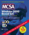 McSa Windows 2000 Boxed Set: (Exams 70 210, 70 215, & 70 218) [With CDROMs] Cover Image