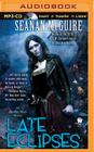 Late Eclipses: An October Daye Novel Cover Image