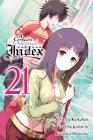 A Certain Magical Index, Vol. 21 (manga) (A Certain Magical Index (manga) #21) Cover Image