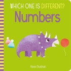 Which One Is Different? Numbers Cover Image