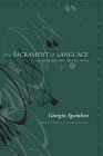 The Sacrament of Language: An Archaeology of the Oath (Meridian: Crossing Aesthetics) Cover Image