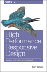 High Performance Responsive Design: Building Faster Sites Across Devices Cover Image