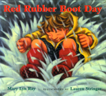 Red Rubber Boot Day Cover Image